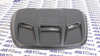 Воздухозаборник на капот ВАЗ-2121-21213 черный большой