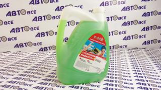 Жидкость стеклоомывателя лето 5л Т-34 PREMIUM
